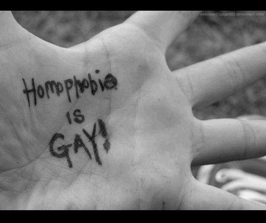 Bastırılmış Eşcinselliğin Tehlikeleri