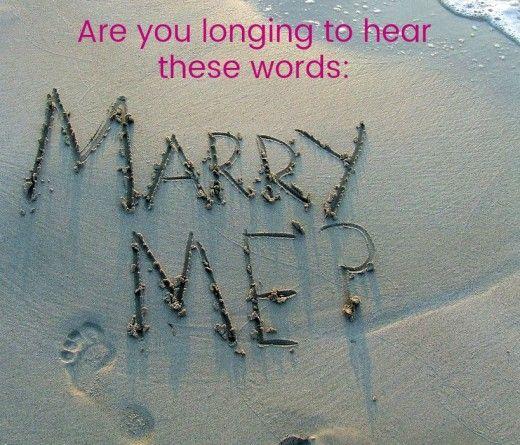 6 důvodů, proč jste stále svobodní, když se chcete oženit