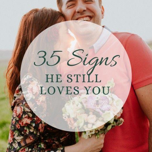 35 sinais de que seu marido ainda te ama