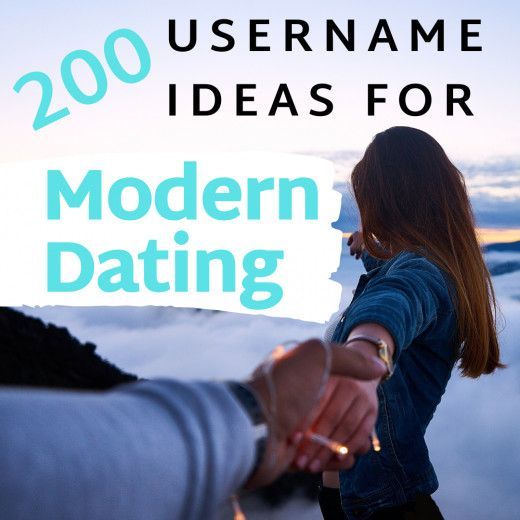 200 ideer for datingside / appbrukernavn for å få deg lagt merke til