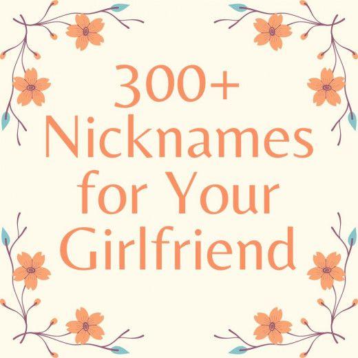 300+ roztomilých přezdívek pro vaši přítelkyni